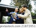 指導外國遊客的指南 21872051