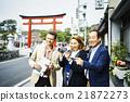 白人 鎌倉 旅遊 21872273