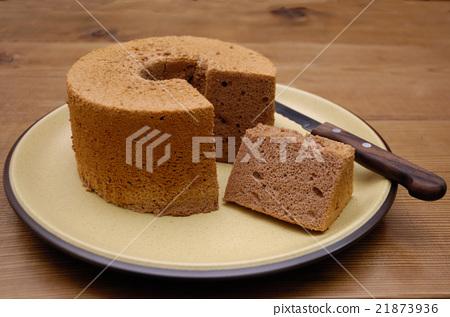 chiffon cake 21873936