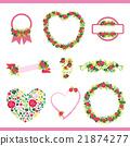 rose material materials 21874277
