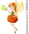 Cute Fairy 21884832