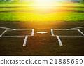 棒球场,多摩川地面 21885659