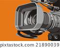 tv camera 21890039