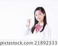 初中生 中學生 女孩 21892333
