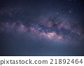 The center of the milky way galaxy, night sky. 21892464