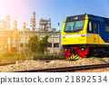 Freight train, logistic and industry concept 21892534