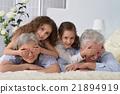 老年的 儿童 孩子 21894919
