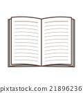 notebook, open, opening 21896236