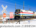 electric locomotive, Arizona, USA 21898594