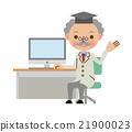 박사, 학자, 남성 21900023