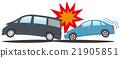 碰撞 汽车 车 21905851