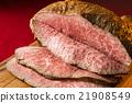 烧牛肉 牛肉 肉 21908549