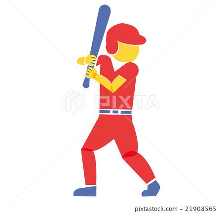 야구 아이콘 21908565