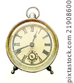 钟表 时钟 小时 21908600