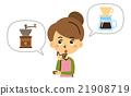 咖啡 電腦線上鑑識證據擷取器 咖啡研磨機 21908719
