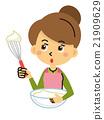 鞭打 鞭子 鮮奶油 21909629