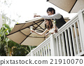 newlywed, wood deck, wooden deck 21910070
