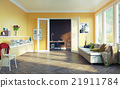 living room interior 21911784