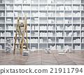 library interior 21911794