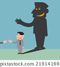 conman, impostor, swindler 21914169