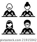 icon vector food 21915042
