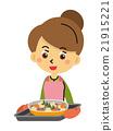 烤箱 爐 烤 21915221