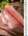烧牛肉 牛肉 肉 21919881