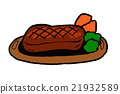 牛排 肉 肉的 21932589
