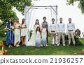 情侣 婚礼 一对 21936257