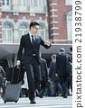 商务人士 青春 年轻 21938799