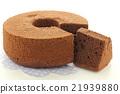 戚风蛋糕 蛋糕 烘培食品 21939880