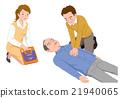 AED, 인명구조, 남성 21940065