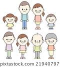 three, generations, full 21940797