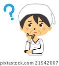 認證廚師 煩惱 擔心 21942007