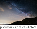 The Milky Way viewed from high up in the Alps 21942621