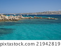 Wonderful seawater in Spargi 21942819