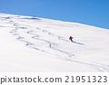 雪坡 滑雪度假村 运动 21951323
