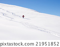 雪坡 滑雪度假村 运动 21951852