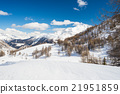 Majestic mountain peaks in the Alps 21951859