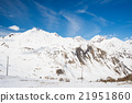 Majestic mountain peaks in the Alps 21951860