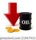 油 桶 錢幣 21957431