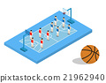 basketball vector player 21962940