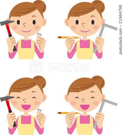 DIY 여성 03 21964790