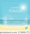 Summer Holidays background 21966172