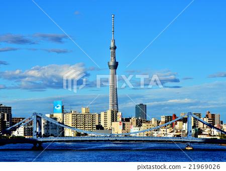 昭和清州橋和天空樹的遺產 21969026