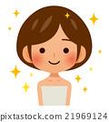 예뻐진 여성 이미지 21969124