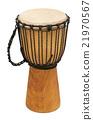 African Djembe Drum 21970567