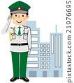 勞動人民保安人員 21976695