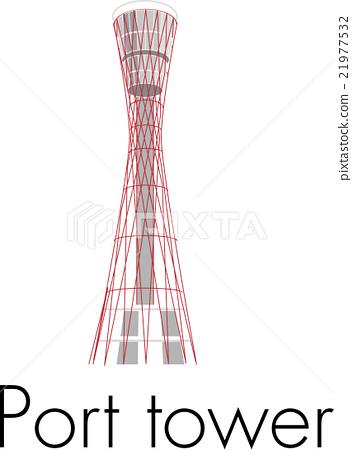 神户港塔 21977532