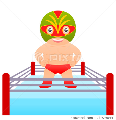 爭競 格鬥運動 職業摔跤 21979844